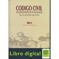 Codigo Civil Comentado. Tomo Vl. Derecho De