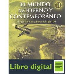 El Mundo Moderno Y Contemporaneo Il Del