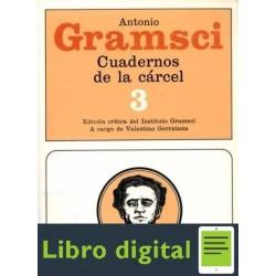 Cuadernos De La Carcel 3 Antonio Gramsci