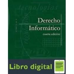 Derecho Informatico Julio Tellez