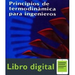 Principios De Termodinamica Para Ingenieros