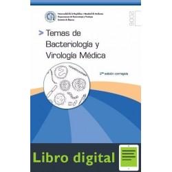Temas De Bacteriologia Y Virologia Medica