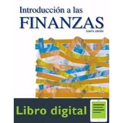 Introduccion A Las Finanzas 4 edicion Maria De La Luz