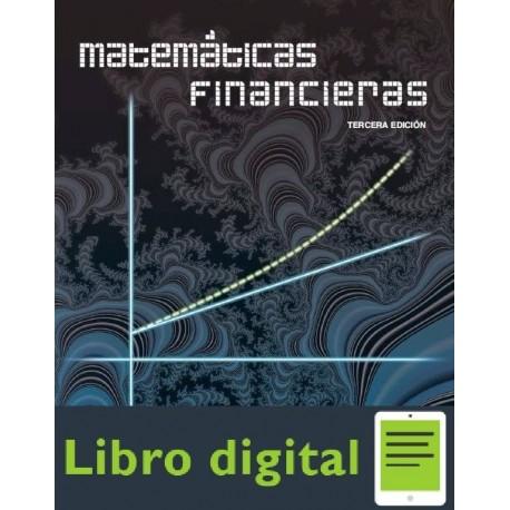 Matematicas Financieras 3 edicion Jose Luis Villalobos