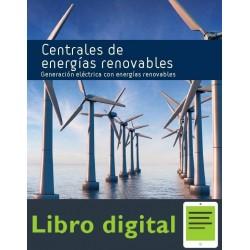Centrales De Energias Renovables Generacion