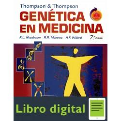 Genetica En Medicina R. L. Nussbaum