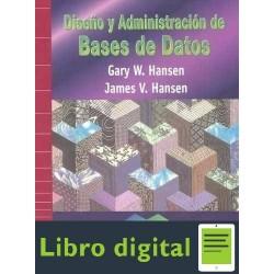 Diseño Y Administracion De Bases De Datos