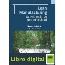 Lean Manufacturing La Evidencia De Una Necesidad Manuel Rajadell