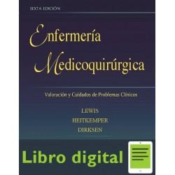 Enfermeria Medicoquirurgica Valoracion y Cuidados de Problemas Clinicos 6 edicion