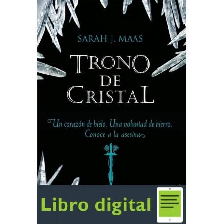 Trono De Cristal Sarah J. Mass