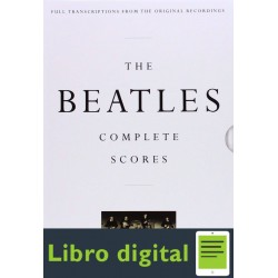 Complete Scores The Beatles