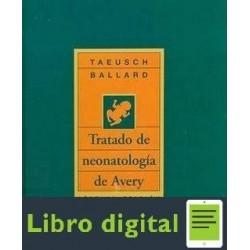 Tratado De Neonatologia De Avery Taeusch