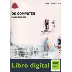 Ok Computer Radiohead (guitartablaturevocal)