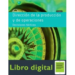Direccion De La Produccion Y De Operaciones
