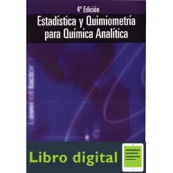 Estadistica Y Quimiometria P Quimica Analitica