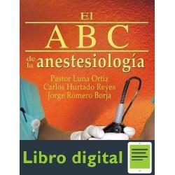 El Abc De La Anestesia Pastor Luna