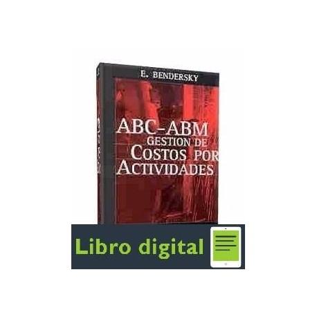 Abc Abm Gestion De Costos Por Actividades