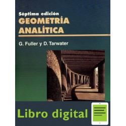 Geometria Analitica G. Fuller Y D. Tarwater