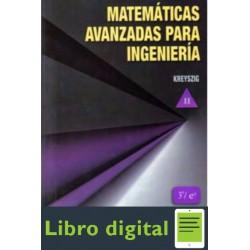 Matematicas Avanzadas Para Ingenieria Vol. 2