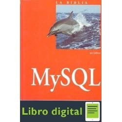 La Biblia De Mysql