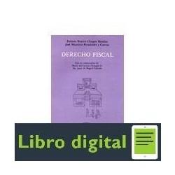 Derecho Fiscal Dolores Chapoy Fernandez