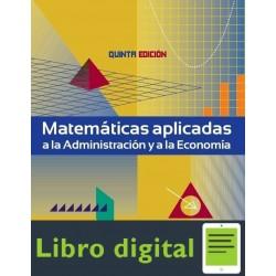 Matematicas Aplicadas A La Administracion Y