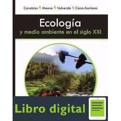 Ecologia Y Medio Ambiente En El Siglo Xxl