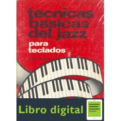 Tecnicas Basicas Del Jazz Para Teclados