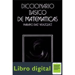 Diccionario Basico De Matematicas Mariano D