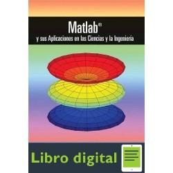 Matlab Y Sus Aplicaciones En Las Ciencias Y