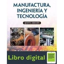 Manufactura, Ingenieria Y Tecnologia