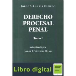 Derecho Procesal Penal Tomo I