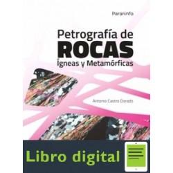 Petrografia De Rocas. Igneas Y Metamorficas