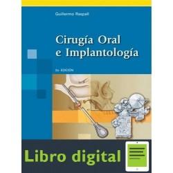 Cirugia Oral E Implantologia G. Raspall 2 edicion