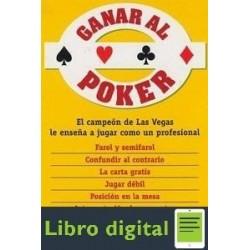 Ganar Al Poker David Sklansky