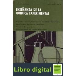 Enseñanza De La Quimica Experimental F. Giral