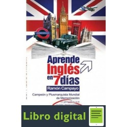 Aprende Ingles En 7 Dias Ramon Campayo