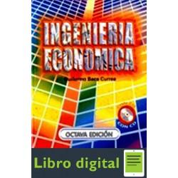 Ingenieria Economica Guillermo Baca Currea