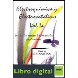 Electroquimica Y Electrocatalisis Vol. 1a