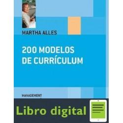 200 Modelos De Curriculum Martha Alles