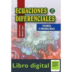 Ecuaciones Diferenciales Teoria Y Problemas