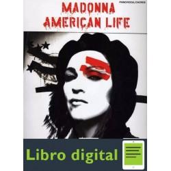American Life Madonna (tablatura)