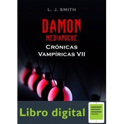 Damon Medianoche. Cronicas Vampiricas Vll