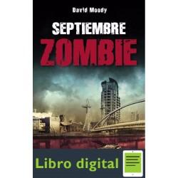Septiembre Zombie David Moody