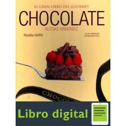 El Gran Libro Del Gourmet. Chocolate