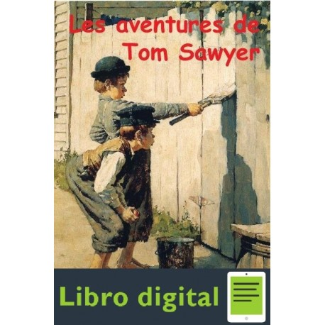 Les Aventures De Tom Sawyer Mark Twain