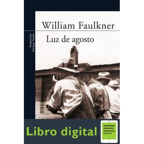 Luz De Agosto William Faulkner