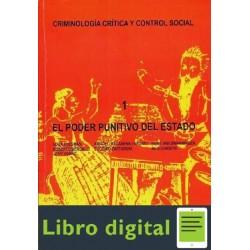 Criminologia Critica Y Control Social. El