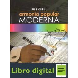 Armonia Popular Moderna Luis Cheul