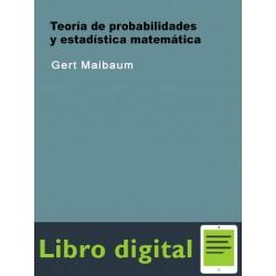Teoria De Probabilidades Y Estadistica Matematica